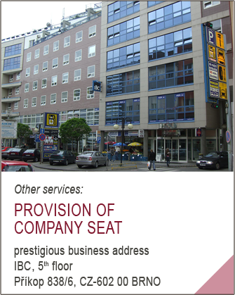 Prestigious business address